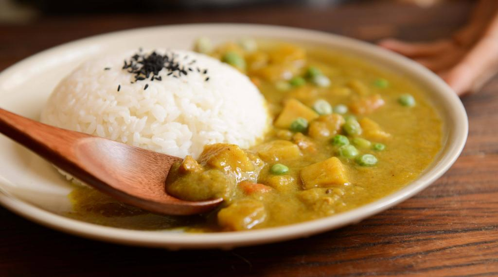 student recipe curry