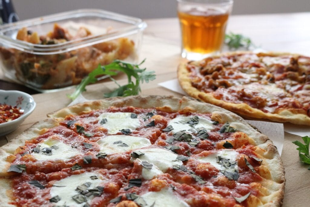 pizza for sheffield students